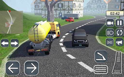 Cargo Truck Driver-Oil Tanker  screenshots 2