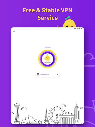 Potato VPN screenshot 5