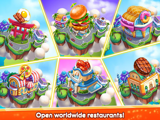 Kitchen Star Craze - Chef Restaurant Cooking Games 1.1.4 screenshots 12