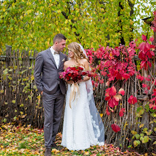 Wedding photographer Elena Shaptala (ElenaShaptala). Photo of 02.10.2016