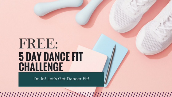 I'm In! Let's Get Dancer Fit!