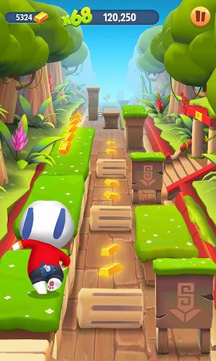 Talking Tom Gold Run apkpoly screenshots 7