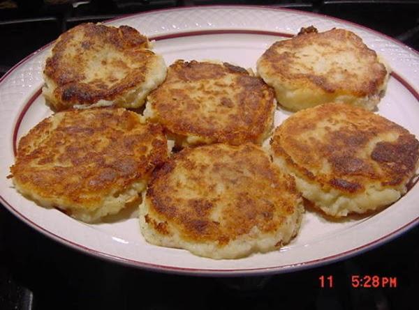 Bonnie's Easy Potato Pancakes Recipe
