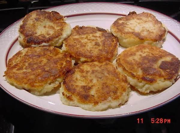 Bonnie's Easy Potato Pancakes