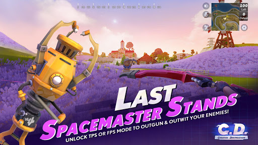 Creative Destruction 1.0.651 screenshots 4