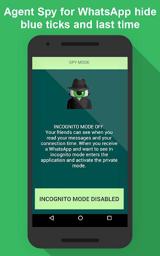 Agent Spy -No blue ticks, No last seen, Ghost Mode 1.51 screenshots 1