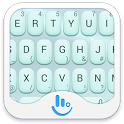 TouchPal Bright Blue Theme icon