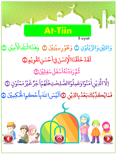 Edukasi Anak Muslim 6.8.3 screenshots 7