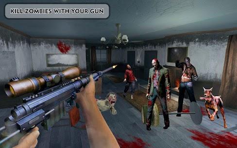 Zombies Frontier Dead Killer: TPS Zombie Shoot 6