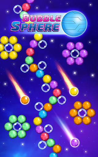 Bubble Sphere - screenshot