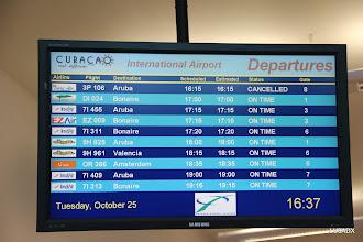 Photo: Vuelo 7I 311 a Bonaire de InselAir a las 17:20 en horario.