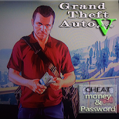 Cheat GTA 5  Money & Password