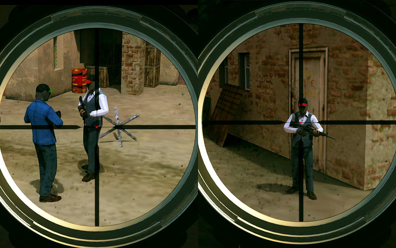 Modern Army Sniper Shooter - Freedom Forces Strike- screenshot