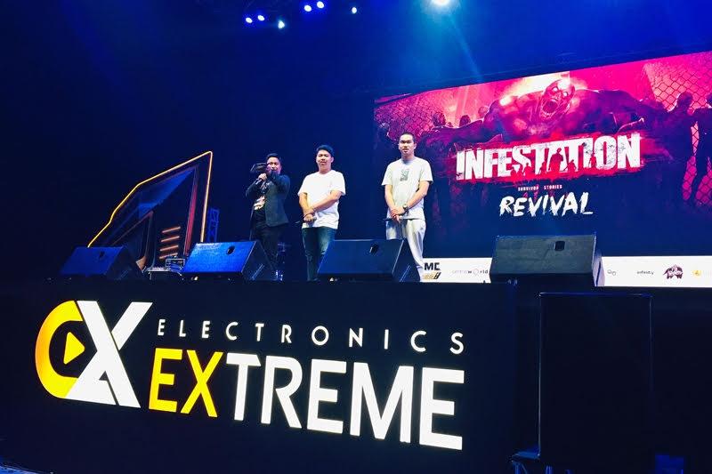 EXTREME GAMES 2019 Infestation