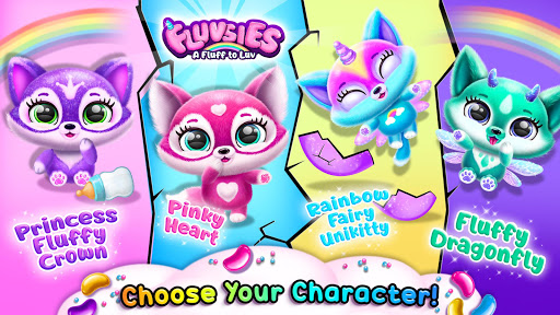 Fluvsies - A Fluff to Luv 1.0.33 screenshots 12