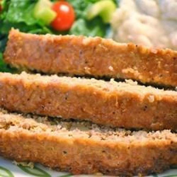 Turkey And Quinoa Meatloaf-healthy Recipe