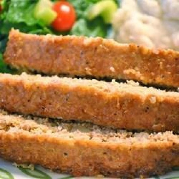 Turkey And Quinoa Meatloaf-healthy Recipe