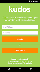 Kudos® - Android Apps on Google Play