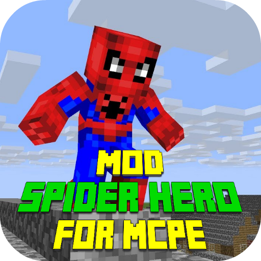 Mod Spider Hero for MCPE