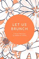 9 Easy Brunch Recipes - Pinterest Pin item