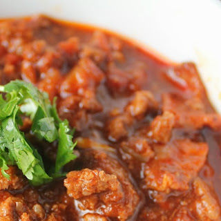 Award-Winning Chili