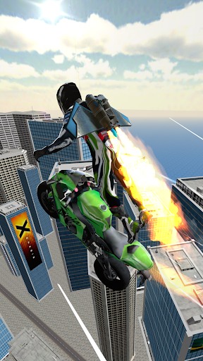 Bike Jump 1.2.2 screenshots 3