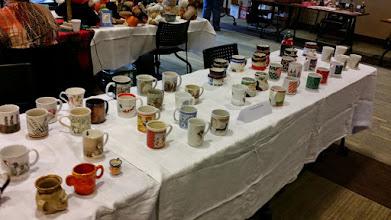 Photo: The Infinite Variety of Mugs