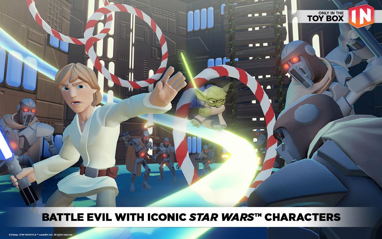 Disney Infinity: Toy Box 3.0 screenshot #13
