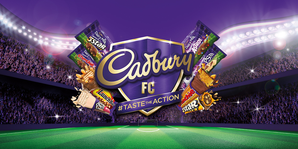 WIN | A VIP soccer experience in the UK with Cadbury 'Taste the Action'