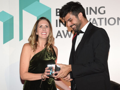 Integrity Software named Best Technology Partner at Building Innovation Awards