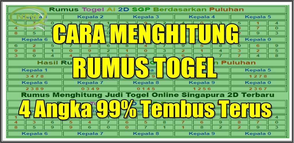 60c8680fa Download Cara Jitu Menghitung Rumus Togel 4 Angka Apk Latest Version App  For Android Devices