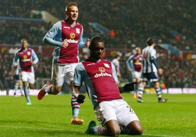 Benteke ne fera pas son retour à Chelsea samedi