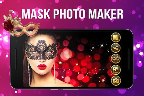 Mask Camera msqrd-Face booth screenshot