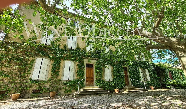 Vignoble avec piscine Carcassonne
