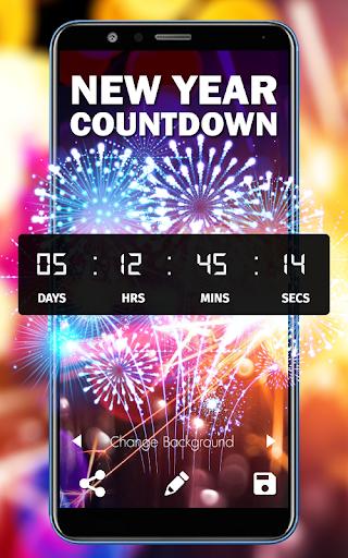 New Year Countdown 2019 1.0 screenshots 2