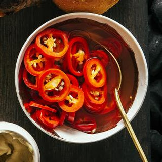 Pickled Fresno Chiles Recipe