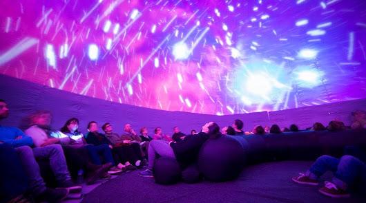 El mayor planetario portátil de España se instalará en el CC Torrecárdenas