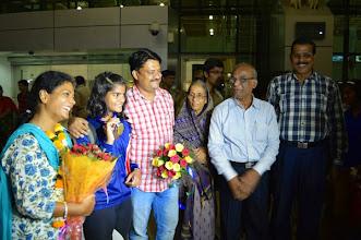 Photo: Pratyasa Parents & Principal