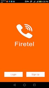 Firetel - Cheap International Calls - náhled