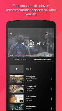 Free Music For YouTube: Stream APK screenshot thumbnail 1