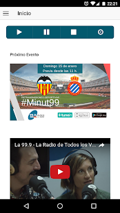 99.9 Valencia Radio- screenshot thumbnail