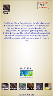 Peel Scrap Metal Recycling App- screenshot thumbnail