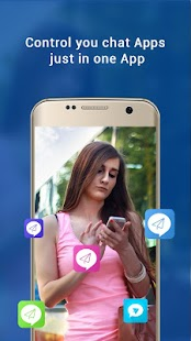 Snap Messenger - náhled