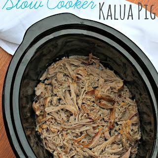 Slow Cooker Kalua Pig Recipe
