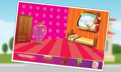プリンセスルームメイクゲーム