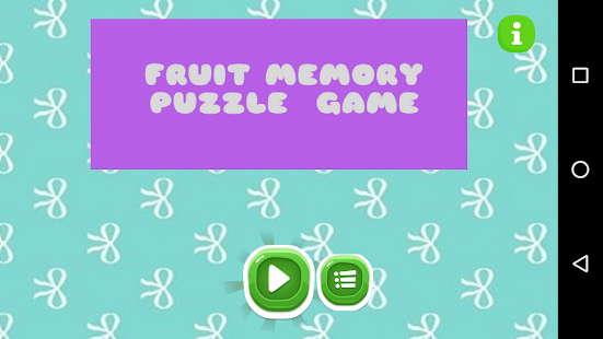 Kids Learning Memory Puzzle - náhled