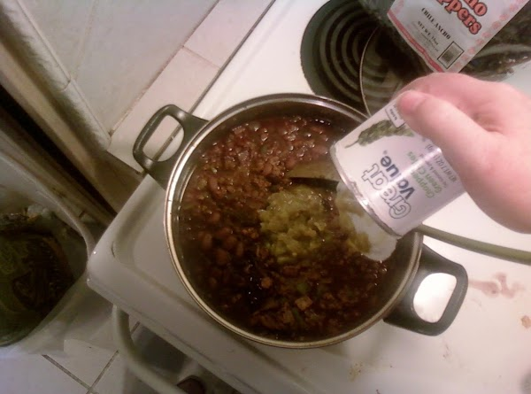 I apologize for the canned chilis, I just love the taste of these, they are so easy to add to anything :)