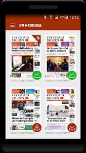 Fryksdalsbygden e-tidning - náhled