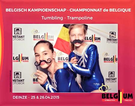 Belgisch Kampioenschap '15