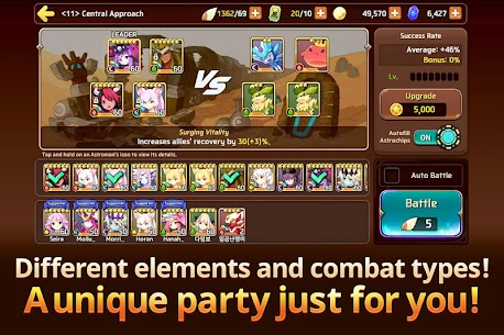 Monster Super League 1.0.18102505 Mod Apk [God Mod/ High Attack] 7